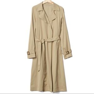 Coveted Gap Tencel Open Trench